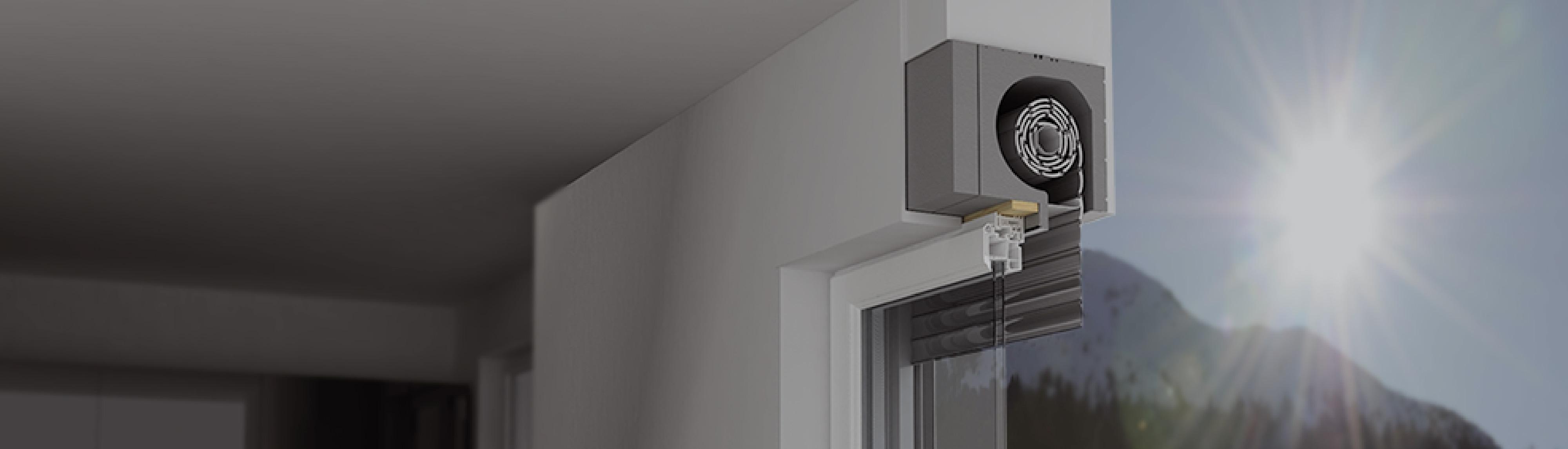 Sistema Di Oscuramento Per Finestre termag | monoblocchi per finestre
